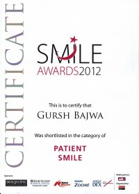 dr-gursh-bajwa-smile-awards-2012