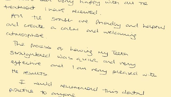 kathy-g-One-Dental-Testimonial
