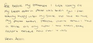 helen-a-One-Dental-Testimonials